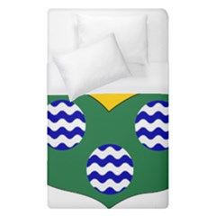 County Leitrim Coat Of Arms  Duvet Cover (single Size) by abbeyz71