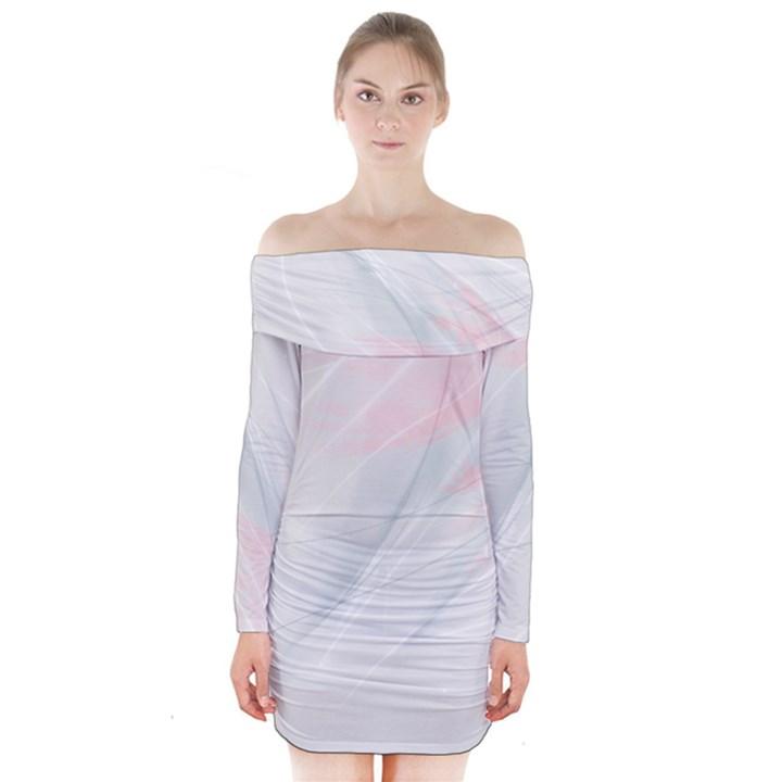 Feather Light Kimmy Dress