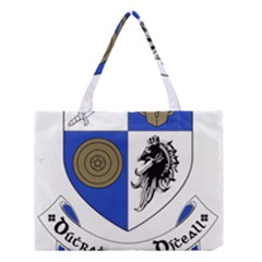 County Monaghan Coat Of Arms  Medium Tote Bag by abbeyz71