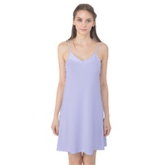 Pastel Color   Light Bluish Gray Camis Nightgown by tarastyle