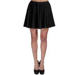 Black Gothic Skater Skirt by Costasonlineshop