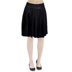 Black Gothic Pleated Skirt by Costasonlineshop