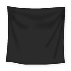 Black Gothic Square Tapestry (large) by Costasonlineshop