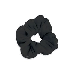 Black Gothic Velvet Scrunchie by Costasonlineshop