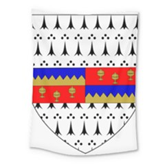 County Tipperary Coat Of Arms  Medium Tapestry by abbeyz71
