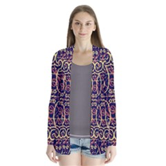 Tribal Ornate Pattern Cardigans by dflcprintsclothing