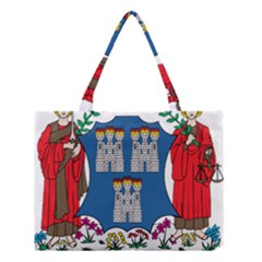 City Of Dublin Coat Of Arms  Medium Tote Bag by abbeyz71