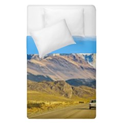 Snowy Andes Mountains, El Chalten, Argentina Duvet Cover Double Side (single Size) by dflcprints