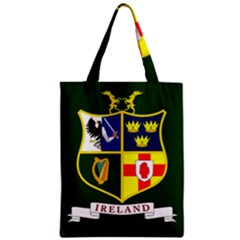 Flag Of Ireland National Field Hockey Team Zipper Classic Tote Bag by abbeyz71