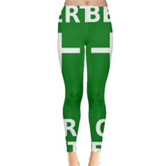 Battle Of Arklow Flag Leggings  by abbeyz71