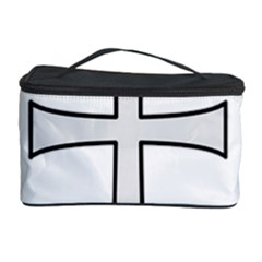 Anchored Cross Cosmetic Storage Case by abbeyz71