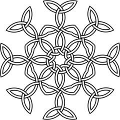 Carolingian Cross Straight Umbrellas by abbeyz71