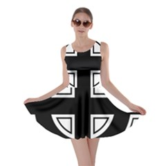 Celtic Cross Skater Dress by abbeyz71