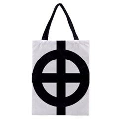 Celtic Cross  Classic Tote Bag by abbeyz71