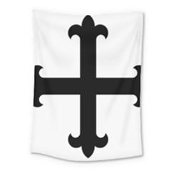 Cross Fleury Medium Tapestry by abbeyz71