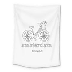 Amsterdam Medium Tapestry by Valentinaart