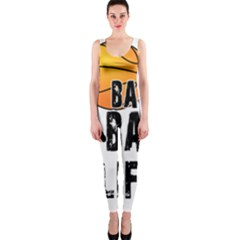 Basketball Is My Life Onepiece Catsuit by Valentinaart