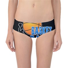 Basketball is my life Classic Bikini Bottoms