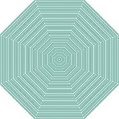 Decorative Line Pattern Straight Umbrellas by Valentinaart
