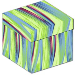 Artistic Pattern Storage Stool 12   by Valentinaart