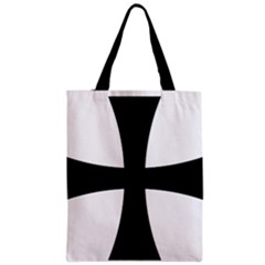 Cross Patty Classic Tote Bag by abbeyz71