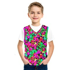 Colorful Leaves Kids  Sportswear by Costasonlineshop