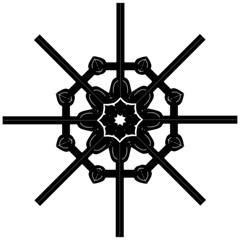 Caucasian Albanian Cross Straight Umbrellas by abbeyz71
