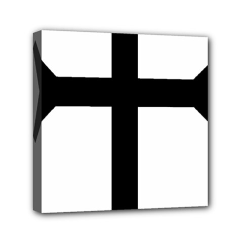 Eastern Syriac Cross Mini Canvas 6  X 6  by abbeyz71