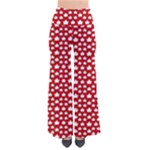 Canada Pants Women s Canada Maple Leaf Souvenir Slacks - Women s Chic Palazzo Pants