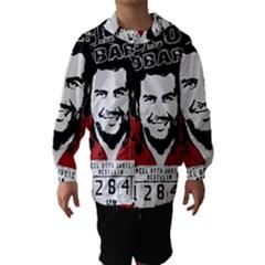 Pablo Escobar Hooded Wind Breaker (kids)