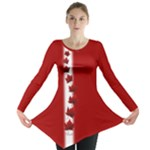 Canada Shirts Women s Canada Maple Leaf Tunic Shirts - Long Sleeve Tunic