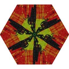 Grunge Texture        Umbrella by LalyLauraFLM