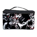 Skull pattern Cosmetic Storage Case View1