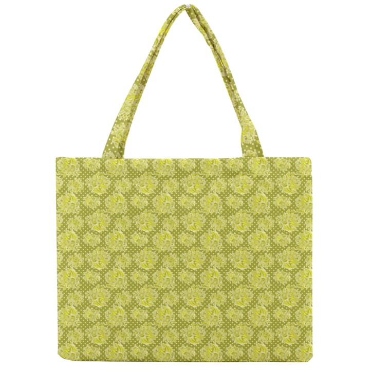 Floral pattern Mini Tote Bag