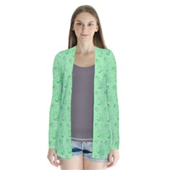 Floral Pattern Cardigans by ValentinaDesign