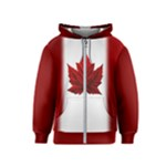 Kid s Canada Hoodies - Canada Flag Souvenir Shirts - Kids  Zipper Hoodie