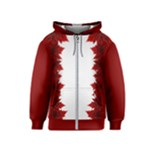 Kid s Canada Hoodies - Canada Souvenir Jacket - Kids  Zipper Hoodie