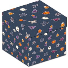Kawaiieen Pattern Storage Stool 12