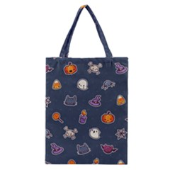 Kawaiieen Pattern Classic Tote Bag by Nexatart