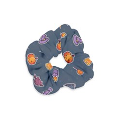 Kawaiieen Pattern Velvet Scrunchie