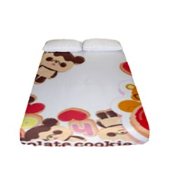 Chocopa Panda Fitted Sheet (full/ Double Size)
