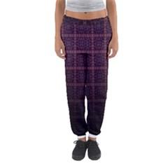 Best Pattern Wallpapers Women s Jogger Sweatpants