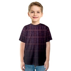 Best Pattern Wallpapers Kids  Sport Mesh Tee