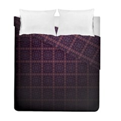 Best Pattern Wallpapers Duvet Cover Double Side (full/ Double Size)