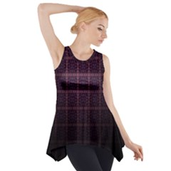 Best Pattern Wallpapers Side Drop Tank Tunic