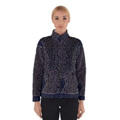 Sherlock Quotes Winterwear by Mariart