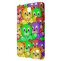 Cute Cartoon Crowd Of Colourful Kids Bears Samsung Galaxy Tab 4 (7 ) Hardshell Case  View2