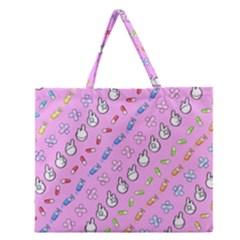 Chaffyyami Nurse Desktop Zipper Large Tote Bag by Nexatart