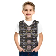 Pearls And Hearts Of Love In Harmony Kids  Sportswear