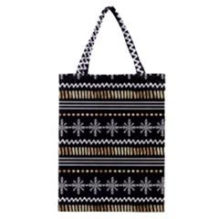 Kawaii Pattern Classic Tote Bag by Nexatart